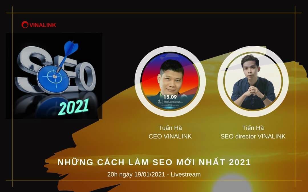 Những thuật toán SEO và Cách làm SEO mới nhất 2021
