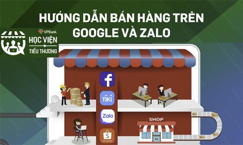Bí quyết bán hàng trên google & zalo với chi phí không đồng